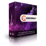 Conversly By Karthik Ramani Review – The Best Tool To Convert Your Page Visitors Into A Community See How a Simple Chat Widget Can Convert Every Visitor on Your Page Into a Sale, Build your Email List on Complete Auto-Pilot