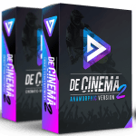 Decinema Anamorphic By Agus Sakti Review – Create Highly Engaging & Profit-Pulling Videos in Minutes.. With 42 Done-For-You Video Template Using Only POWERPOINT – WITHOUT Extra Additional Software & Plugin
