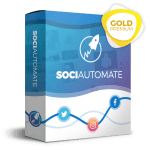 SociAutomate Gold By Glynn Kosky & Ariel Sanders Review – OTO 1 of SociAutomate. 100X Your Potential Earnings By Upgrading To The PREMIUM GOLD Version That Will Guarantee To Get You More Traffic, Leads & Sales!