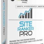 Site Ranker Pro By Robert Dickson Review – Killer New WP Plugin Sky Rockets Local Business Rankings while Driving Tons of Buyer Leads in Just a Few Clicks …