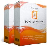 TopStorySites Elite By Dr. Amit Pareek Review – OTO #1 of TopStorySites. Unlock Tons of POWERFUL Elite Features to Create Even More Elegant & Unique Story Sites & Build a HUGE List to Make 5 TIMES More Recurring, Steady Income with Virtually No Extra Effort…