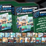 Whiteboard Video Fortune 2018 Edition By FairyDawn Review – LOCAL BUSINESS OWNERS WILL PAY YOU FOR MAKING THEIR PHONE RING DAY IN AND DAY OUT All You Have To Do Is Deliver A Perfectly Crafted Lead Generation Video That CONVERTS!