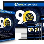 90 Day Action Plan By Chad Eljisr Review – Cash In On The Growing Self Help Niche By Helping Your Audience Take Control Of Their Life And Reach Their Goals Like Never Before! Quality DFY Content Bundle With Private Label Rights That You Can Sell As Your Own And Keep 100% Of The Profits!