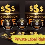 Commission Fire PLR By Edmund Loh Review – Revealed Secret Method To Fire Up Your Commissions! Private Label Rights included