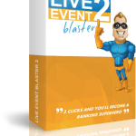 Live Event Blaster 2 By Tom Yevsikov Review – Watch Me Rank On Page #1 In 60 Seconds And Get INSTANT TARGETED TRAFFIC And Make The Rankings STAY THERE FOR GOOD!