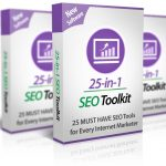 SEO Toolkit 25-in-1 By Ankur Shukla Review – Get 25 Must Have SEO Tools That Every Website Owner Needs to Score Higher Rankings & Free Traffic…
