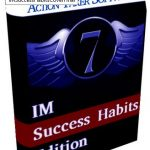 Action Taker Software 7 IM Success Habits Edition PLR By Joan Altres OBMarketing Review – Get An Excellent Video Training Course Presented Inside A New All-In-One Productivity Software. This Is PLR Like You've Never Seen It Before. You Can Create Unlimited Mind Maps, Kanban Tasks, Diagrams, Add PDF And Videos, And More, And Then Create A Copy Of The Software To Sell With All Your Additions And Changes