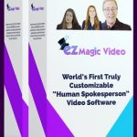 EZ Magic Video By Todd Gross and Matt Bush Review – Get Brand New Point And Click Software Helps You MAXIMIZE Your Video Production By Creating Professional Spokesperson Videos With Actual Humans In Which You Can Edit What They Say Line By Line…