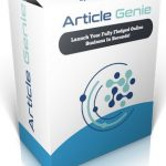 Article Genie By Luan Henrique Review – Get Powerful Software That Enables You To Create Unique Content That You Can Sell On Sites Like Freelancer, Upwork, Fiverr And Many More! On Top Of All That, You Can Use To Your Own Advantage, In Your Owns Sites And Online Businesses!