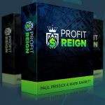 Profit Reign By Mark Barrett Review – Case Study Reveals A Brand New, Newbie-Friendly Method For Making $243.17 Per Day With FREE Traffic…