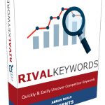 Rival Keywords By Abbas Ravji Review – Powerful New Application Reveals Keywords Your Competitors RANK for GET High-Traffic, Low-Competition, and Super-Profitable Buyer Keywords Within Seconds