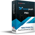 TweetPush Pro By Cyril Gupta Review – OTO #1 of TweetPush. Upgrade To Pro Version and Get Powerful Professional Features Can Unleash A Targeted Traffic Tsunami On Your Site