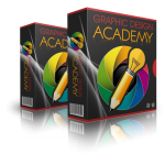 Graphic Design Academy PLR By Shelley Penney Review – Learn Graphic Design Basics Using Free Online Software Then Sell It And Keep 100% Profits