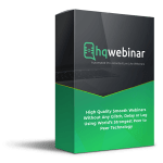 "HQWebinar By Jai Sharma And Victory Akpomedaye Review – New Software Allows Even Newbies to Profit From Webinars By Simulating ""Pre-Recorded"" Presentations As Live Webinars & Workshops. Run Any Type Of Webinars (Live, Like Like, Encore, Pre-Recorded, Replay) Smoothly In High Quality Without Any Lag or Delay Using World's Most Powerful Peer to Peer Technology To Make 400% More Profits In Business"
