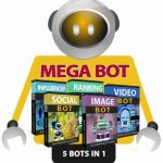 Mega Bot By Eric Holmlund Review – Amazing 5 New Web Traffic Robots in 1 Easy-to-Use Software That Works 24/7 to Bring You Traffic, Leads, and Sales!