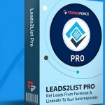 Leads2List Pro By Cyril Gupta Review – OTO#1 Of Leads2List. Upgrade For A 100% Fresh Lead Source &Features That Will Unleash A Sales Tsunami