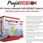 Profit Dojo By Fergal Downes Review – Revealed The EASY Way to Generate Automated Income in ANY Niche with 100% Passive Traffic Without Spending Your Own Money…