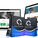 QuickAffiliatePro By Dr. Amit Pareek Review – Get Brand New Cloud Based App That Creates INSTANT 1 Click SEO-Optimized & Traffic Pulling Affiliate Sites with Fresh Content & Videos in 3 Easy Steps