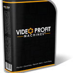 Video Profit Machines 2.0 By ProfitJackr Review – The Worlds #1 & Rapid Video Syndication Software For Ground-Breaking Traffic, Leads & Sales! Brand New Push Button Software Gets You Unlimited FREE Traffic and SALES In As Little As 3 Minutes…