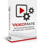VideoMate By Dan Green Review – Brand new Video Software That Takes Automation To A Whole New Level! Automated Content, Automated List Building, Automated Traffic, Automated PROFITS! All using the power of VIDEO!!