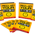 Reclaim Your Time PLR By Yu Shaun and Cally Lee Review – Here's How You Can Easily Dominate The Mega Self-Help Market With Premium Quality Product Without Burning A Hole In Your Wallet… Put Your Name As The Author, Sell As Your Own And Keep 100% Of The Profits – Starting Today!