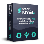 Smart Funnelz PRO By Glynn Kosky And Ariel Sanders Review – Create Unique Funnels That Guarantee To Sky Rocket Your Opt-In Rate And Generate Leads, Sales & Commissions on Demand!