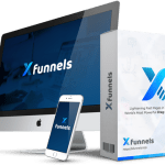 XFUNNELS By Jai Sharma Victory Akpomedaye Review – World's Easiest Free-Form Style Drag-n-Drop Page Editor & Smartest Funnel Builder. Make Lightning Fast Pages in 1 Click using World's Easiest Funnel & Drag-n-Drop Page Builder With Voice Controlled Feature