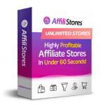 AffiliStores GOLD By Glynn Kosky & Rod Beckwith Review – OTO 1 Of AffiliStores. Upgrade To The Premium Version of AffiliStores To Create UNLIMITED Stores & Have Access To Our Premium Suite of Themes!