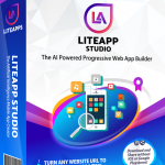 LiteApp Studio By Dr. Ope Banwo Review – NEW AI Software AUTOMATICALLY Creates Amazing Mobile Apps from ANY Website URL in Minutes, Works on All Browsers AND Can Be Instantly Downloaded and Shared Through Social Media, Text, Email & Q Code, Without Need for Any Android or IOS App Stores!