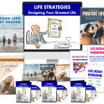 Life Strategies: Designing Your Greatest Life 300 Piece PLR Pack By JR Lang Review – Brand New, Never Sold Or Used Before LIFE STRATEGIES: DESIGNING YOUR GREATEST LIFE Giant Content Pack With Private Label Rights