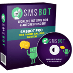 SMSBOT PRO By Gaurab Borah Review – OTO #1 of SMSBOT. Upgrade To SMSBot Pro And… 4X YOUR TRAFFIC & EARNINGS INSTANTLY