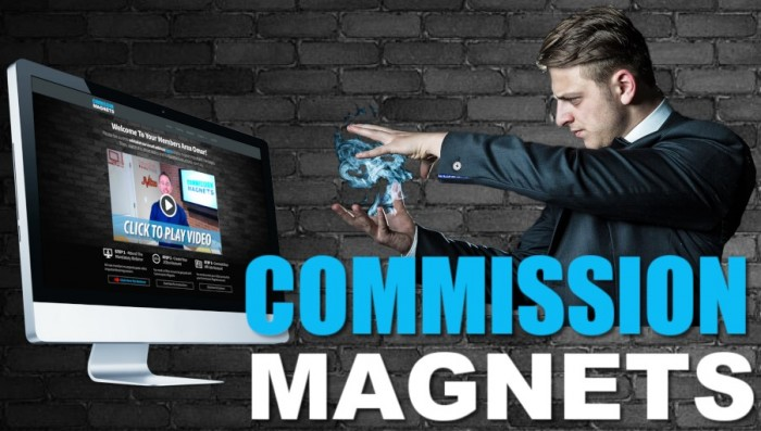 Commission Magnets By Omar & Melinda Martin Review