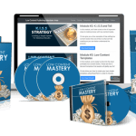 Low Content Mastery: KDP Domination By Kate Anderson Review – Best Training Shows You Exactly How To Make Money With Low Content Books!