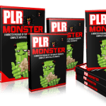 PLR Monster By Daniel Sumner Review – Get Ready to Grab $99,000 Worth of Done For You High Quality Packages WITH FULL PLR RIGHTS For a Fraction of The Original Cost!