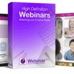 WebinarHD By Kimberly & Danny de Vries Review – The Best Webinar Software That Will WOW Your Audience During LIVE Facebook Stream Using Dynamic Layouts