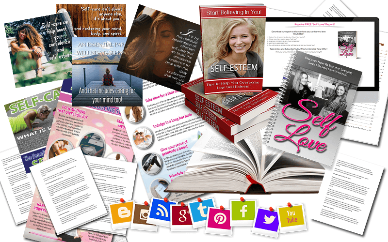 Self Care PLR Mega Package By Susan O'Dea Review