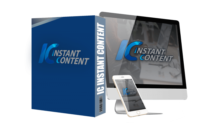 InstantContent By Mike Koller Review