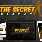 The Secret Weapon By Brendan Mace Review – Revealed BRAND NEW Method For Taking TINY Amounts Of Time And Money And Turning It Into A BIG Daily Profit