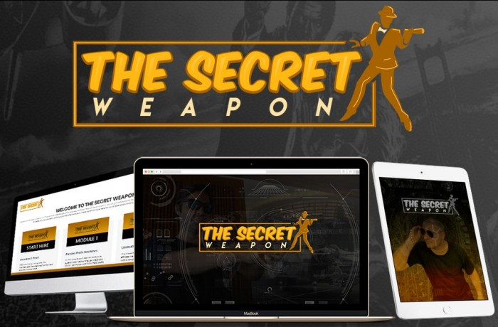 The Secret Weapon By Brendan Mace Review