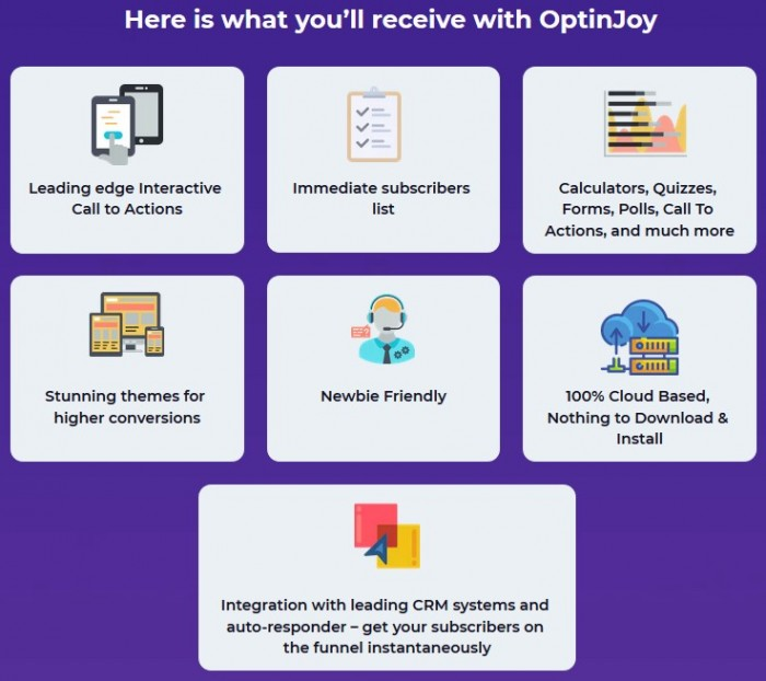 OptinJoy By Dan Ashendorf Review