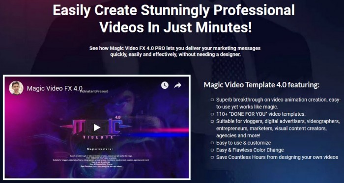 Magic Video FX 4.0 By Arif Chandra Review
