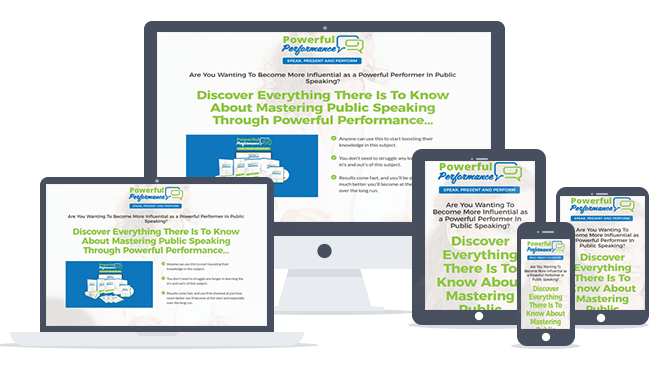 Powerful Performance PLR By PLRLobby Review