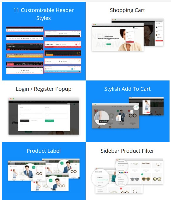 SHOPYCOM Ecommerce WordPress Theme By fachrul Stream Review