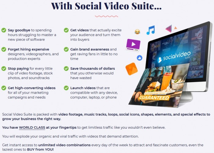 Social Video Suite By Brett Ingram & Mo Latif Review