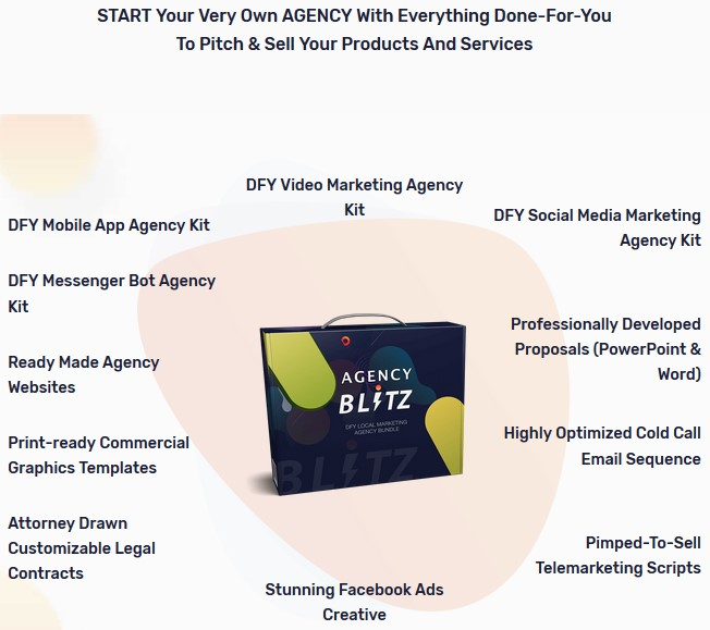 AgencyBlitz By Mario Brown Review