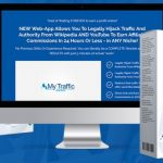 MyTrafficJacker By Joshua Zamora Review – REVEALED: How You Can Legally Hijack Traffic And Authority From Wikipedia And YouTube To Earn Affiliate Commissions In 24 Hours Or Less…
