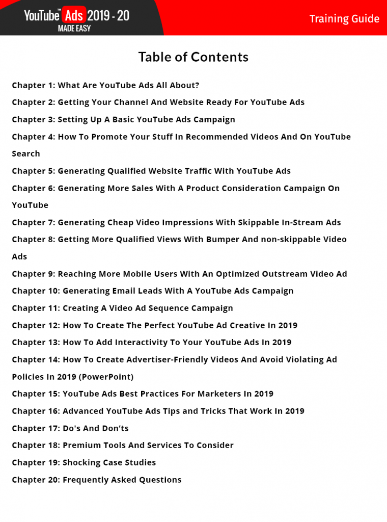 YouTube Ads 2019-20 Success Kit PLR By Dr. Amit Pareek Review
