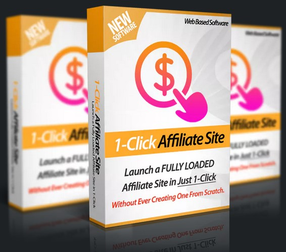 1 Click Affiliate Site By Ankur Shukla Review