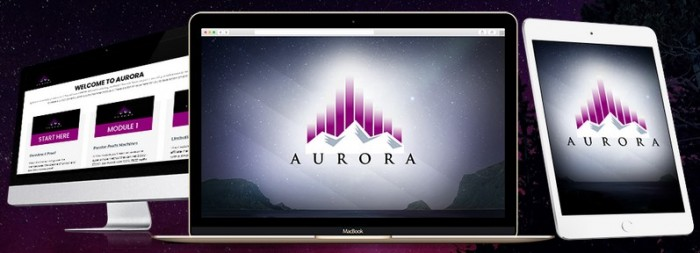 Aurora By Brendan Mace Review