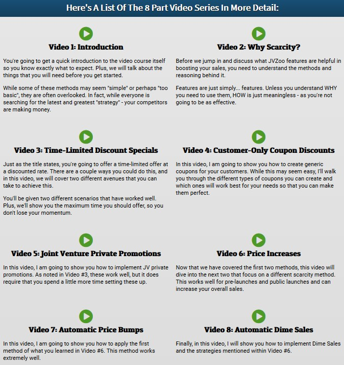 EZ JVZoo Secrets PLR Videos By Jason Oickle Review